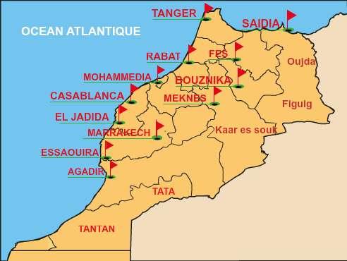 Recherche Géographique Caraibes